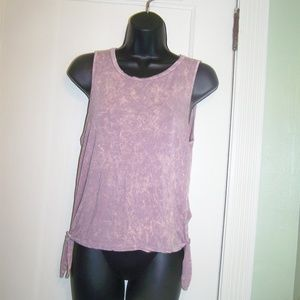 American Eagle Soft & Sexy Tank Top Small Tie Side